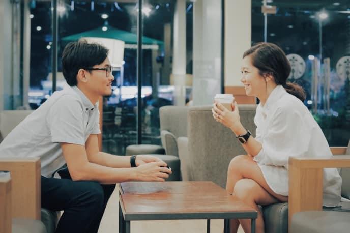 Psicoterapia conversación